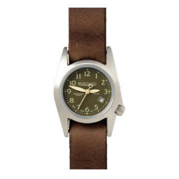 Bertucci Women's M-1S Field Leather Band Watch