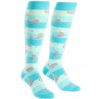 Sock It To Me Women's Unicorn Of The Sea Sock