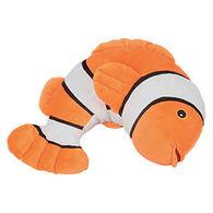 Lewis N. Clark Lil' Lewis Explorers Clown Fish Neck Pillow