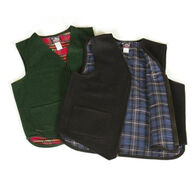 Johnson Woolen Mills Flannel-Lined Vest