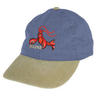 W.S. Emerson Men's Cartoon Lobster Hat