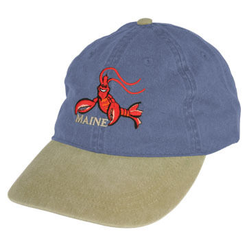 W.S. Emerson Mens Cartoon Lobster Hat