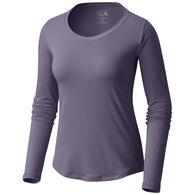 Mountain Hardwear Women's Wicked Lite Long-Sleeve Shirt
