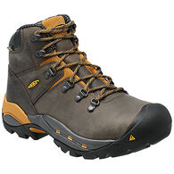Keen Men's Cleveland Soft Toe Waterproof Work Boot