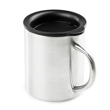 GSI Outdoors Glacier Stainless 10 oz. Double Wall Camp Cup