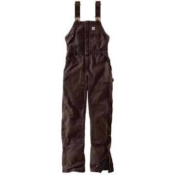 Carhartt Womens Weathered Duck Wildwood Bib Overall