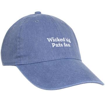 Boston Accents Mens Wicked Big Pats Fan Cap
