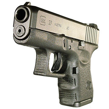 Glock 27 40 S&W 3.4 9-Round Pistol