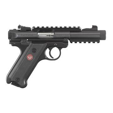 Ruger Mark IV 22/45 Tactical Aluminum 22 LR 4.4 10-Round Pistol