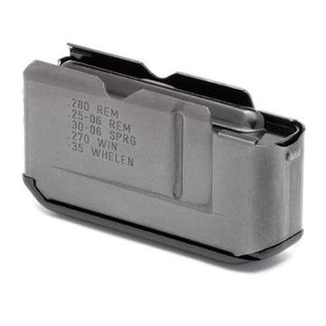 Remington 700 Detachable 3-Round Stainless Steel Magazine