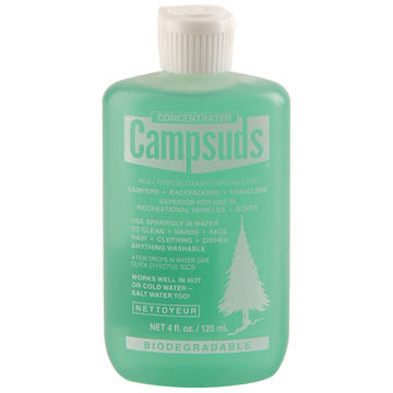 Sierra Dawn Campsuds Cleaner