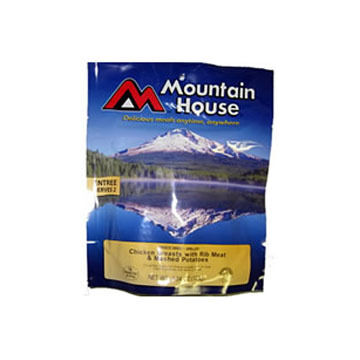 Mountain House Chicken Breast & Mashed Potatoes - 2 Servings