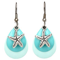 Eye Catching Jewelry Women's Starfish Earring