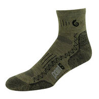 Point 6 Men's Hiking Tech Medium Mini Crew Sock