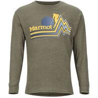 Marmot Men's Piste Long-Sleeve T-Shirt