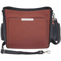 Gun Tote'n Mamas GTM-98 Concealed Carry Slim Cross Body Handbag