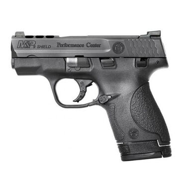 Smith & Wesson Performance Center Ported M&P9 Shield Night Sights 9mm 3.1 7-Round Pistol