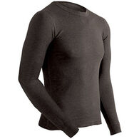 ColdPruf by Indera Mills Mens' Platinum 2-Layer Crew-Neck Baselayer Shirt