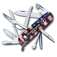 Victorinox Swiss Army Fieldmaster American Flag Multi-Tool w/ WWP Logo