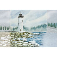 Pumpernickel Press Portsmouth Light Deluxe Boxed Greeting Cards