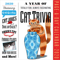 A Year of Cat Trivia 2020 Page-A-Day Calendar by Workman Publishing