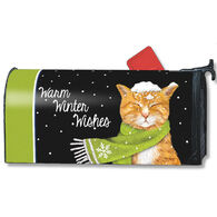 MailWraps It's Cold Outside Magnetic Mailbox Cover