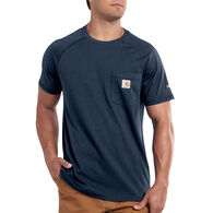 Carhartt Men's Big & Tall Force Cotton Short-Sleeve T-Shirt