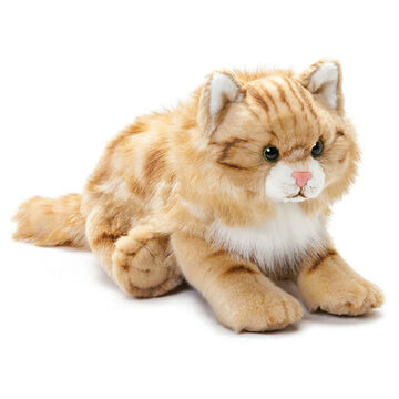 Nat & Jules Maine Coon Cat 11.5 Plush Stuffed Animal