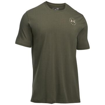 Under Armour Mens UA Freedom Flag Short-Sleeve T-Shirt