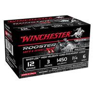 "Winchester Rooster XR 12 GA 3"" 1-1/4 oz. #6 Shotshell Ammo (15)"