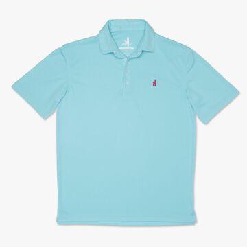 johnnie-O Mens Fairway Prep-formance Polo Short-Sleeve Shirt