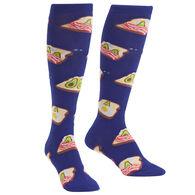 Sock It To Me Women's Breakfast In Bed Sock