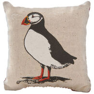 "Maine Balsam Fir 4"" x 4"" Atlantic Puffin Balsam Pillow"