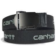Carhartt Men's Signature Webbing Belt