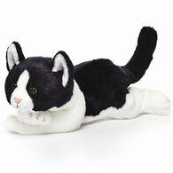 Nat & Jules Large Black And White Cat Stuffed Animal