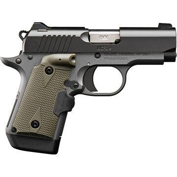 Kimber Micro 9 Woodland Night (LG) 9mm 3.15 6-Round Pistol