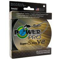 PowerPro Super Slick V2 Braided Line - 150 Yards