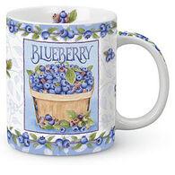 Cape Shore Blueberry Basket Mug