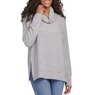 Tribal Women's French Terry Long-Sleeve Top