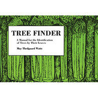 Tree Finder: A Manual for Identification of Trees by their Leaves By May T Watts