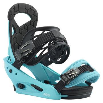 Burton Childrens Mission Smalls Re:Flex Snowboard Binding
