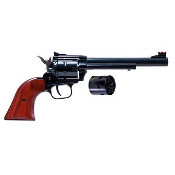 Heritage Rough Rider Blue 22 Combo Small Bore 6.5 6-Round Revolver