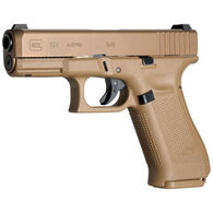 """Glock 19X Gen5 GNS 9mm 4"""" 17-Round Pistol"""