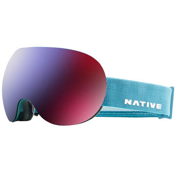 Native Eyewear Backbowl Snow Goggle