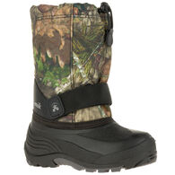 Kamik Youth Rocket Camo Waterproof Insulated Winter Boot