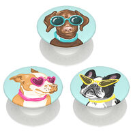 PopSockets PopMinis Posh Pups Mobile Device PopGrip Set