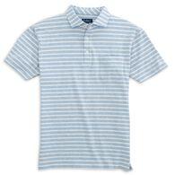 Fish Hippie Men's Rider Melange Polo Short-Sleeve Shirt