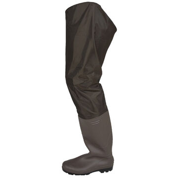 Compass360 Mens Windward PVC Cleated Hip Boot