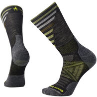 SmartWool Men's PhD Outdoor Light Pattern Crew Sock