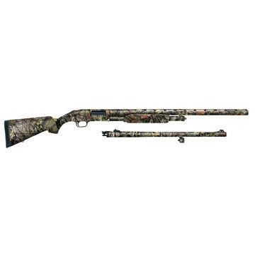 Mossberg 500 Combo Field / Deer Synthetic 12 GA 28 / 24 Shotgun